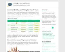 Bestaustralianwriters