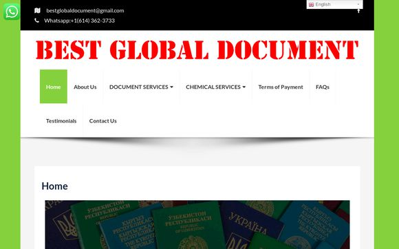 Best Global Document