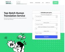 Best Translation Services