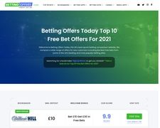 Betting Offers Today