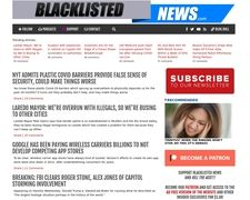 Blacklisted News