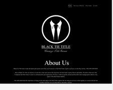 Blacktietitle