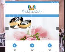 Blue Rainbow Design