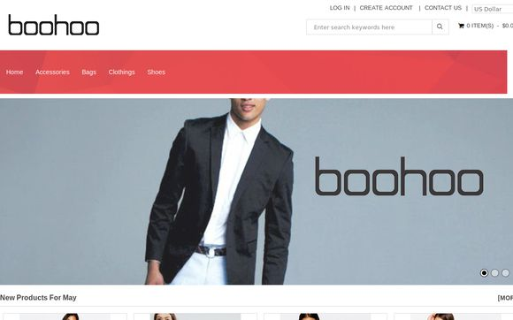 Boohoo® Clothing