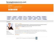 Brampton Movers Inc