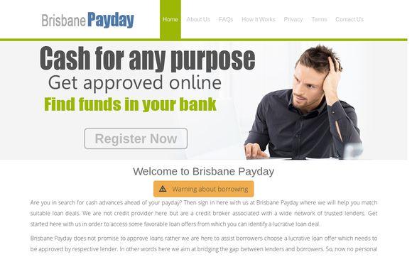 Brisbanepayday.com.au