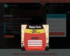 British Dissertation Writers