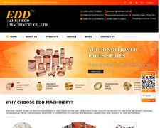 ZHUJI EDD MACHINERY CO.,LTD