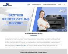 Brotherprinterofflines.com