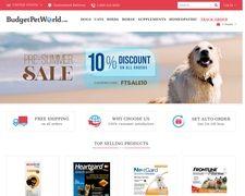 BudgetPetWorld.com