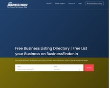 The Business Finder