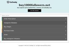 Buy1000followers.net