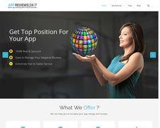 Buy Appreviews[24]7