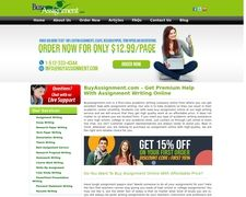 Buy Assignment