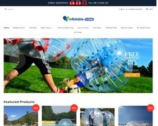 Buybubblefootball.com