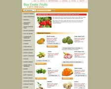 Buy Exotic Fruits.com