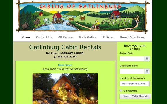 Cabinsofgatlinburg.com