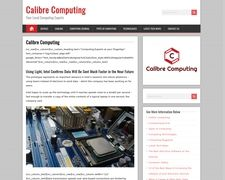Calibre Computing