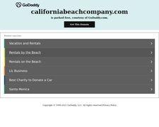 Californiabeachcompany.com