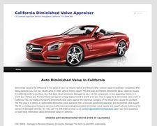 Californiadiminishedvalue.com