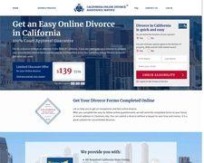 California Online Divorce