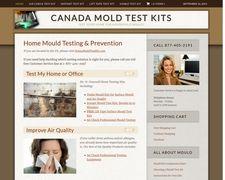 Canadamoldtestkits.com