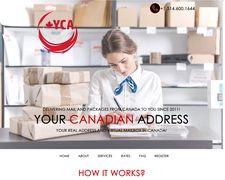 Canadian Address