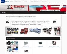 Canadian Batteries