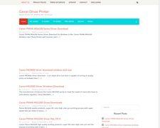 Canon-driverprinter.com