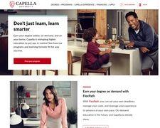 Capella University - Online School