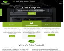 Mobile Carbon Engine Cleaning Company Cardiff