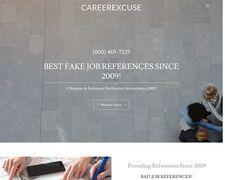 CareerExcuse
