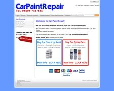 CarPaintRepair