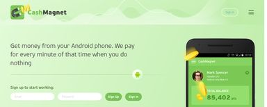 Cash Magnet App