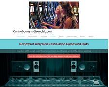 Casinobonusandfreechip