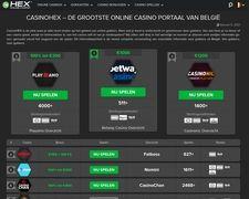Casinohex.be