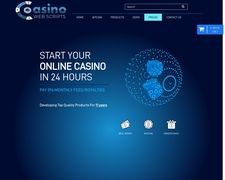 Casino Web Scripts