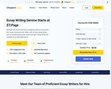 Cheapest Essay
