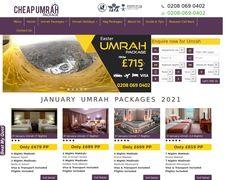 Cheap Umrah Packages UK