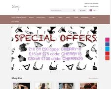 Cherrylingerie.co.uk