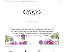 Chikyu