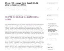 Cheap NFL Jerseys - China Supply