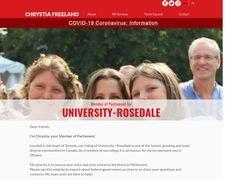 Chrystiafreelandmp.com