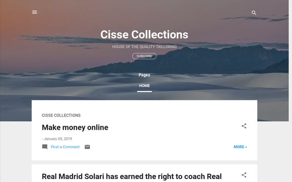 Cisse Collections