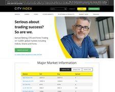 City Index UK