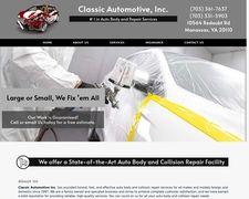 Classicautomotiveinc.com