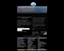 Clavius Moon Base