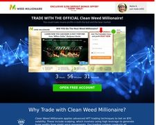 Cleanweedmillionaire.com