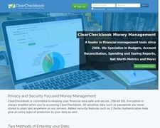 ClearCheckBook