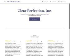 Clearperfectioninc.com